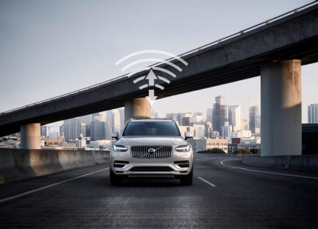 Volvo a China Unicom spolupracujú na vývoji technológie 5G