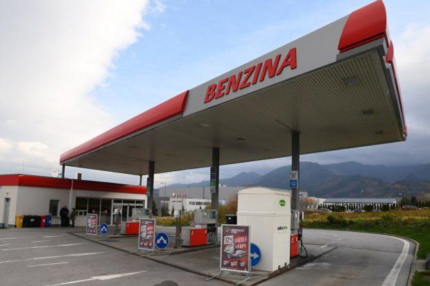 Benzina má na Slovensku už desať čerpacích staníc