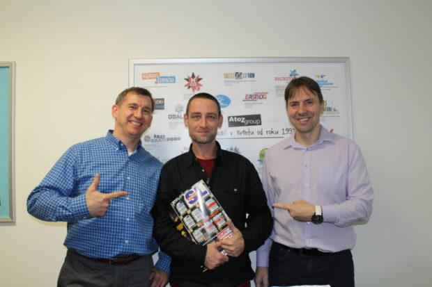 Tomáš Szmrecsányi novým šéfredaktorom časopisu Systémy Logistiky