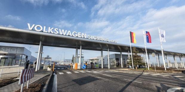 Volkswagen dostane dotáciu vo výške 5 miliónov eur