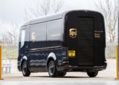 UPS investuje do spoločnosti Arrival, výrobcu úžitkových vozidiel
