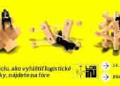 Presunuté: Logistické fórum LOG-IN bude 14. mája v Bratislave!