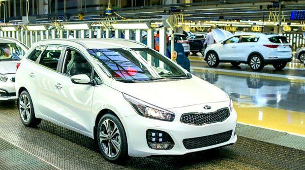 Kia Motors oznámila za prvý štvrťrok pokles čistého zisku takmer o 60%