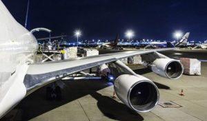 Spoločnosť Dachser pokračuje s charterovými letmi aj v máji