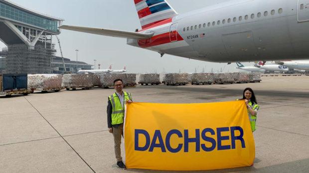 Dachser zahajuje 30. charterový let
