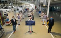 Volkswagen v Martine sa vydáva na cestu elektromobility