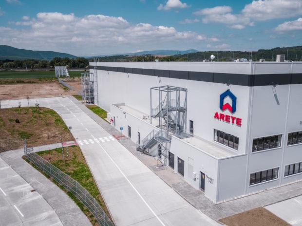 Skupina Arete posilňuje svoje logistické areály aj na Slovensku