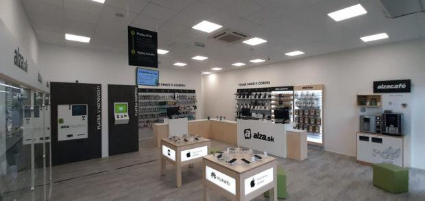 Alza.sk otvára v Prešove novú predajňu v atraktívnej lokalite