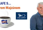 Na kafe s…Tiborom Majzúnom, generálnym riaditeľom cargo-partner SR