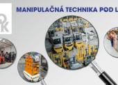 SLBOOK: Trendom vo svete manipulačnej techniky sú Li-Ion batérie a automatizácia