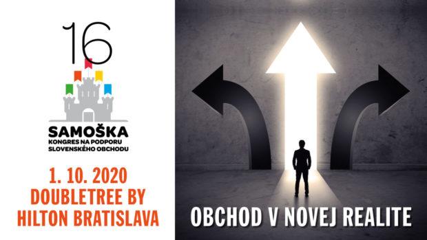 Kongres Samoška sa uskutoční už 1. októbra 2020 v Bratislave