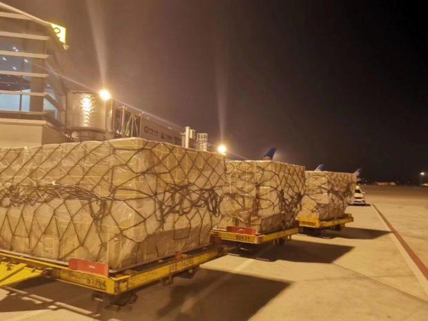 Gefco prepravilo 50 miliónov ochranných masiek z Číny do Austrálie