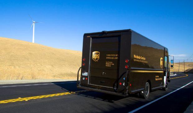 UPS dosiahla štyri ciele pre rok 2020 o rok skôr