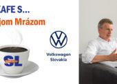 Na kafe s… Jurajom Mrázom, vedúcim logistiky vo Volkswagen Slovakia