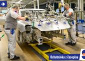 Zaostrené: Pandémia dostala automobilový priemysel do recesie