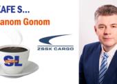 Na kafe s… Romanom Gonom, predsedom predstavenstva ZSSK CARGO
