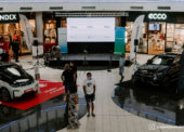Začiatok septembra patril výstave elektromobilov na Slovensku