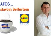 Na kafe s… Miroslavom Seifertom, vedúcim úseku logistiky spoločnosti Lidl