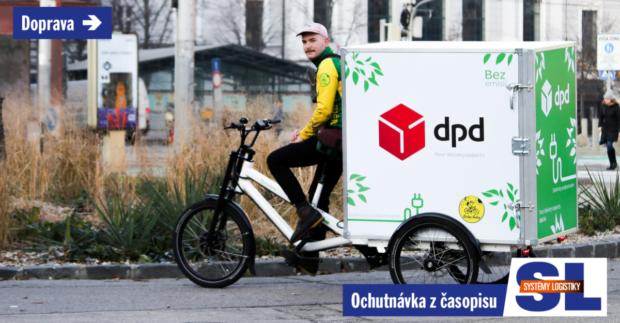 DOPRAVA: Alternatívne pohony budúcnosťou pre zásobovanie v mestách
