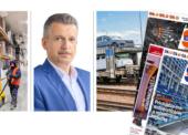 Systémy Logistiky 84: Logistika pre mrazené a chladené potraviny; vozíky v skladoch; Juraj Mráz o logistike v automotive; ; železničná infraštruktúra, logistika v e-commerce; AMR vo výrobnej logistike