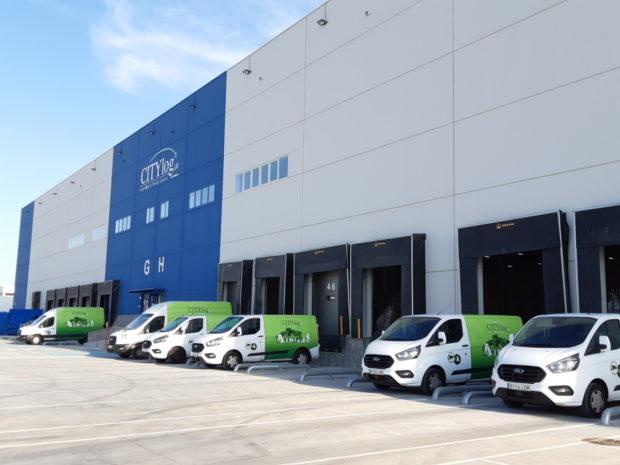 Mestská logistická služba Citylogin otvára nové distribučné centrum v blízkosti Madridu