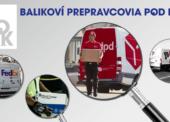 SLBOOK – Koronakríza posilnila expresnú abalíkovú prepravu