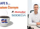 Na kafe s…Michalom Čiernym, generálnym manažérom Matador Automotive Vráble/Sodecia