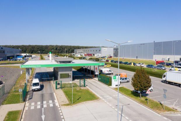 Spoločnosť GLP dokončila GLP Park Bratislava Senec