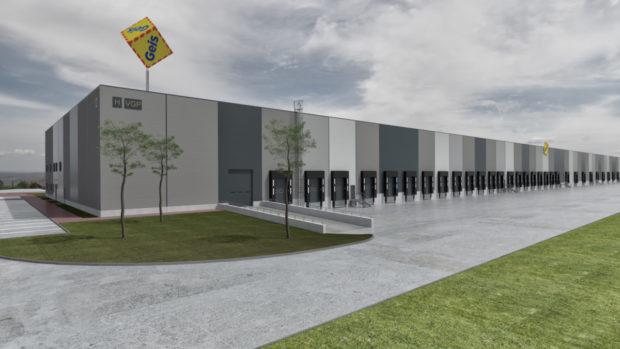 VGP buduje nový logistický park v Bratislave