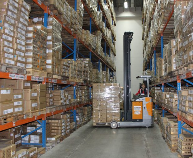 Skupina Geis zabezpečuje logistické služby aj v oblasti módneho tovaru