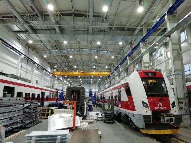 ŽOS Trnava bude okrem ZSSK dodávať elektrické jednotky pre České dráhy