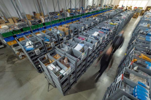 isklad.eu, prezývaný aj slovenský Amazon, si prenajíma nový sklad vSenci