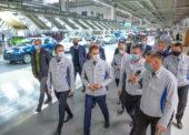 Volkswagen Slovakia bude vyrábať nasledujúce generácie modelov Volkswagen Passat a ŠKODA Superb