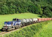 Ekonomická a ekologická preprava po železnici