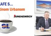 Na kafe s… Martinom Urbanom, generálnym riaditeľom a konateľom Jungheinrich