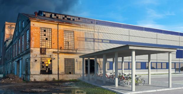 Spoločnosť Panattoni mala v treťom kvartáli vo výstavbe 1,5 milióna m2 industriálnych a logistických budov