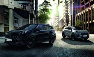 Kia Motors Slovakia odštartovala v novembri výrobu Kia Sportage Black Edition