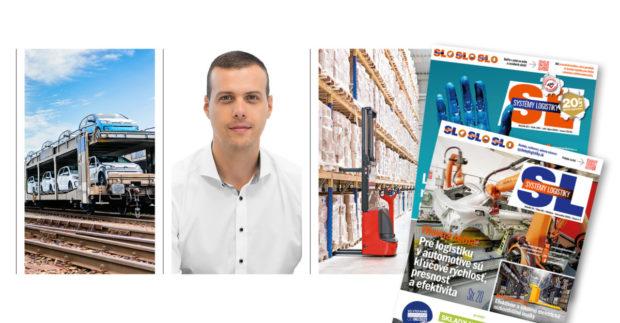 Systémy Logistiky 85: Cross-docking, Rozhovor s Michalom Čiernym, Digitalizácia v e-commerce, Logistika v automotive, Recyklácia obalov, Smart riešenia v logistických budovách