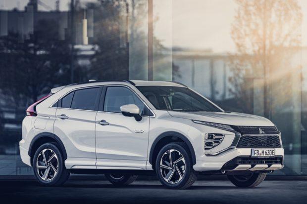 Novýmodel už druhým plug-in hybridným zástupcom v ponuke Mitsubishi