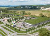 Vo Zvolene sa pripravuje prvé zelené obchodné centrum na Slovensku