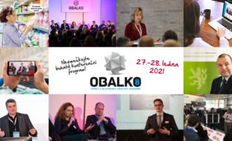 Bohatý program kongresu OBALKO 8 plný obalovej inšpirácie bude prístupný online