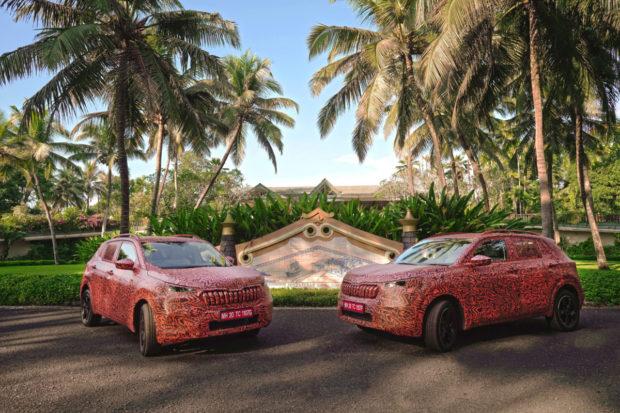 Nová ŠKODA KUSHAQ: Vozidlo vyrobené v Indii