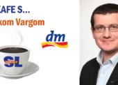 Na kafe s… Zlatkom Vargom, manažérom logistiky spoločnosti dm drogerie markt