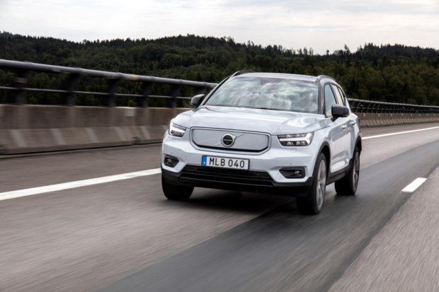 Vozidlá od spoločnosti Volvo Cars budú od roku 2030 čisto elektrické