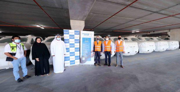 Gefco SAE sa stalo partnerom DP World SAE pre logistické riešenia v prístave Jebel Ali