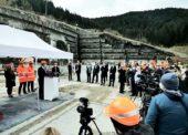 Dostavba tunela Višňové sa začína
