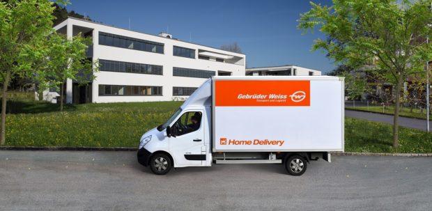 Gebrüder Weiss: Doručovali na koňoch a so zapriahnutým kočom. Dnes to volajú Home delivery!
