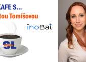 Na kafe s… CEO divízie InoBat Recycling Martou Tomišovou