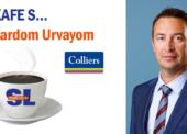 Na kafe s… Richardom Urvayom, riaditeľom Colliers