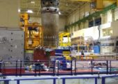 Spoločnosť Javys prepravila aj druhú, vyše dvesto ton vážiacu tlakovú nádobu reaktora